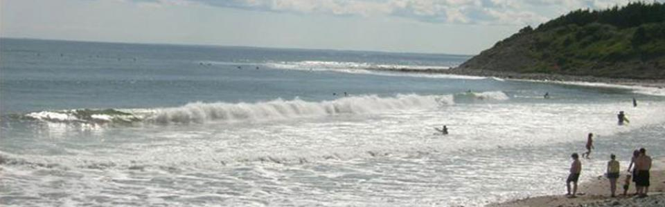 Lawrancetown Beach - Fantastic for Surfers